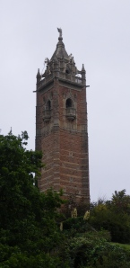 Cabot Tower in Bristol.